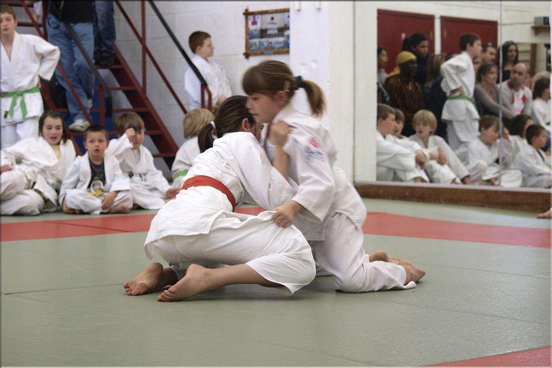 club judo tamines